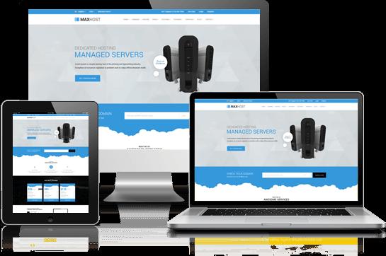 Webdesign auf unterschiedlichen Geräten