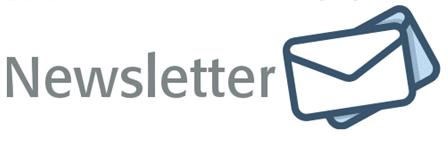 Newsletter Grafik für Registrierung