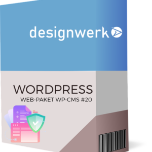 Webpaket WordPress CMS 20