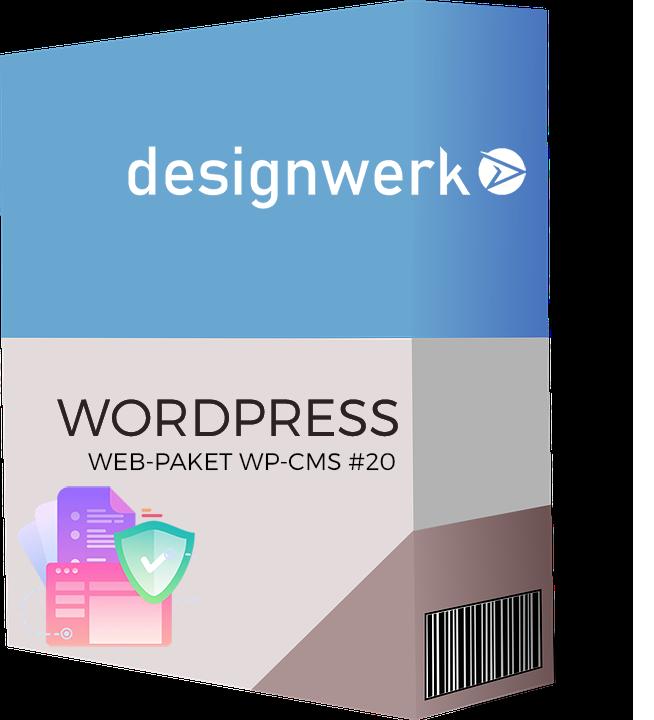 Webpaket WordPress CMS 20