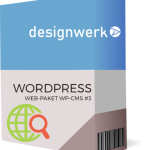 Webpaket Wordpress CMS 3