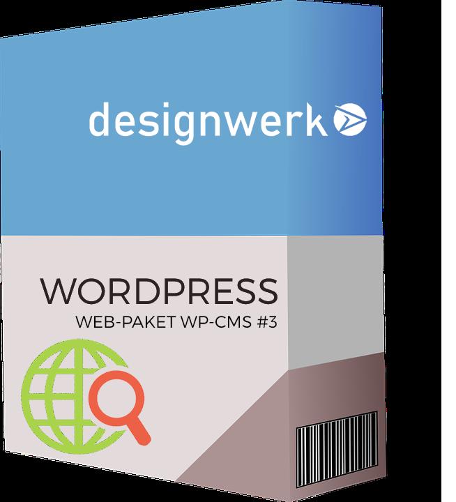 Webpaket Wordpress CMS 3