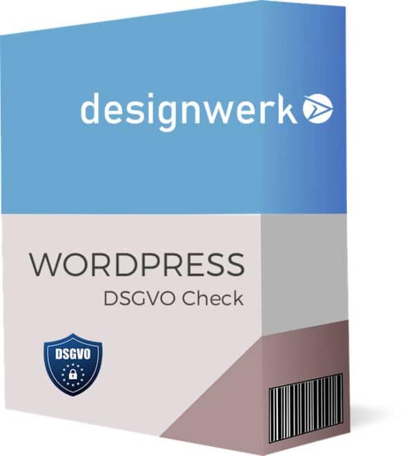 Wordpress DSGVO Box